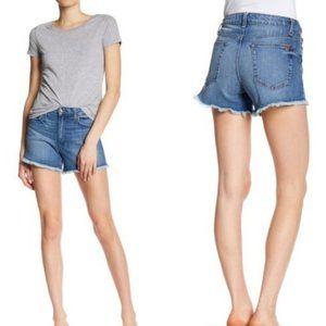 Joe's Jeans Rory High Rise Denim Shorts 30